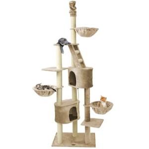 kratzb ume f r kleine katzen hier finden sie den richtigen kratzbaum. Black Bedroom Furniture Sets. Home Design Ideas